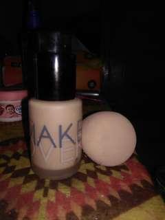 Foundation & beauty blander