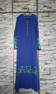 Blue jubag