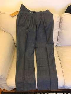 西褲 腰32寸,褲長41.5寸