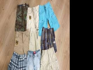 Boy pants (9 for rm30)