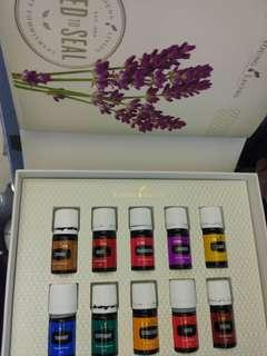 Young living products and essential oils