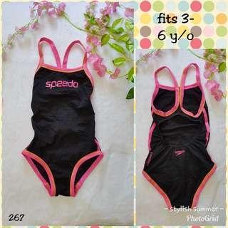 SPEEDO one piece swimsuit