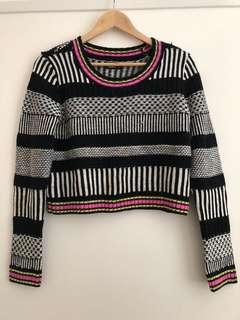 Dotti sweater crop