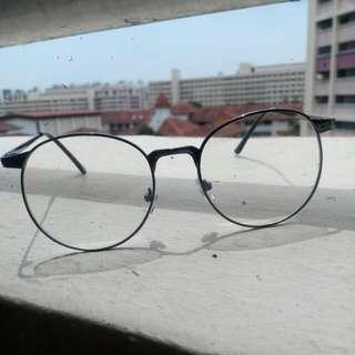 WTS Korean Circle Glasses