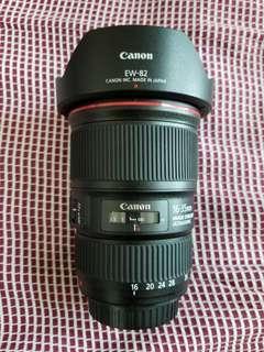 Canon EF 16-35mm F4 L 鏡頭