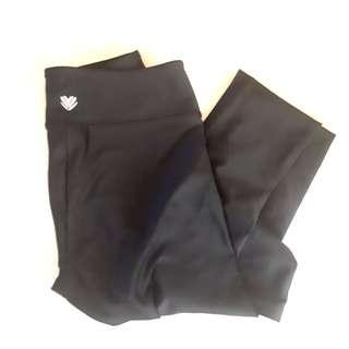 F21 active leggings XS