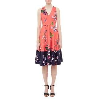 🚚 Esselle Oasis Dress (Ted Baker) - Size 1 (worn once)