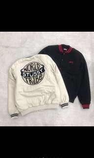 🚚 Stussy wool jacket