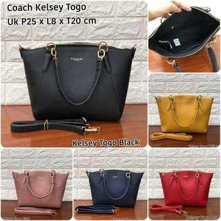 TERMURAH!!!! MUST HAVE!!!! Very recommended tote bag coach tas import wanita