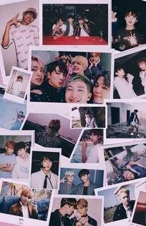 LOOKING FOR! BTS FANSITE POLAROID!