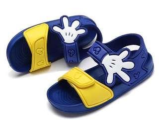 sandal disney mickey