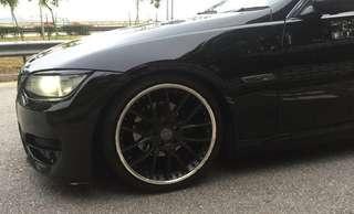 BMW 323I Coupe 2008