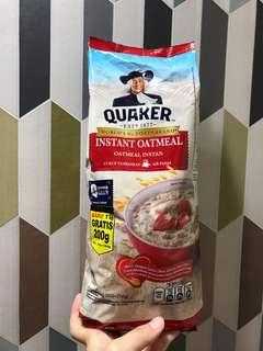 Quacker Oat