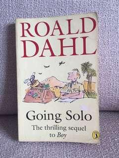 🚚 Going Solo by Roald Dahl