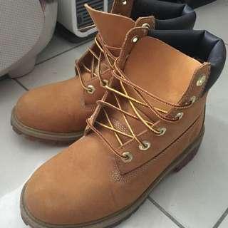 Timberland防水鞋