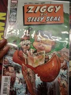 🚚 Ziggy pig n Silly Seals #1