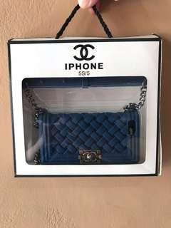 Chanel Iphone 5 / 5S Casing