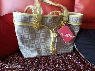 Brand New Carlo Rino Ladies Bag