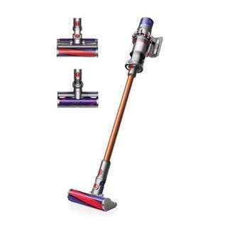 Dyson's Cyclone Absolute V10+ plus: Cordless cleaner with stronger suction