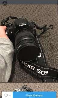 DESPERATE TO SELL - CANON EOS 350D