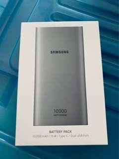 全新Samsung powerbank 充電