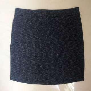 Bodycon skirt H&M Basic