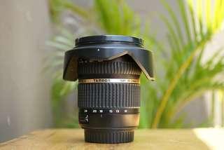 Lensa Wide Tamron 10-24mm For Canon