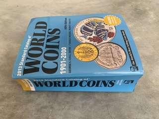 2013 Standard Catalog of World Coins (1901-2000)