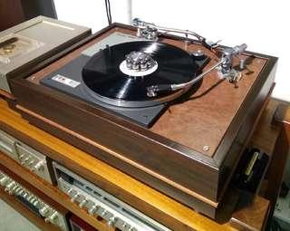 TEAC TN202 Turntable 黑膠唱盤