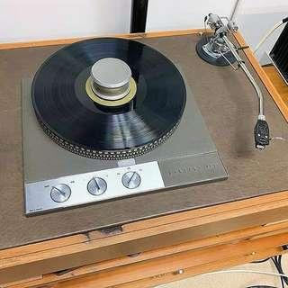 GARRARD 401 turntable 黑膠唱盤