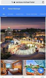 🚚 Resort World Sentosa-Hotel Michael