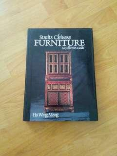 Straits Chinese Furniture A Collector's Guide