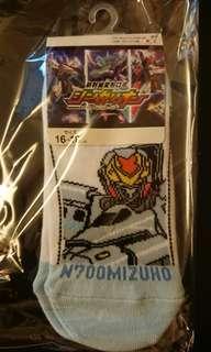 Shinkanlion socks 新幹線戰士襪-N700