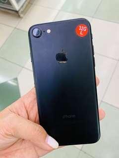 iPhone 7 Matteblack! Openline!
