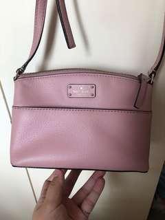 Kate Spade Bag 粉紅色