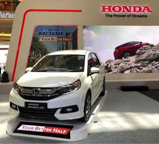 Promo all new honda mobilio mnc. 2019!!