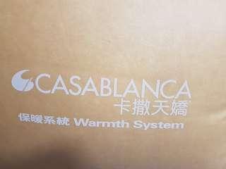 Casablanca 高級羊毛被(加大)