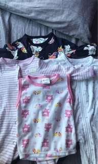 🚚 newborn sleepsuits
