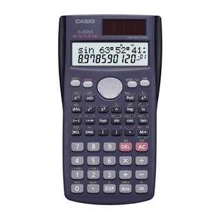 🚚 Casio Fx - 85ms Calculator