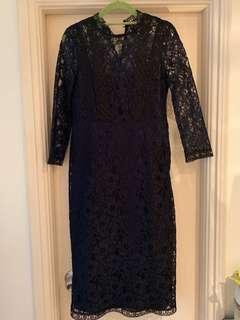 Zara lace dress 喱士裙