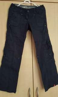 Esprit ladies short/long cargo pants