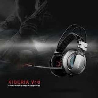 XIBERIA GAMING HEADSET V10