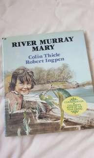 Vintage copy of 'River Murray Mary'