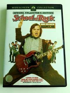 🚚 School of Rock (Special Collection's Edition)