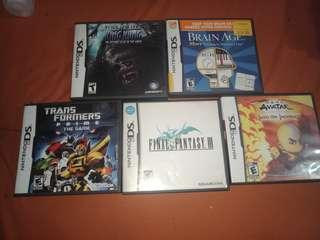 Sell or Swap Nintendo Ds games