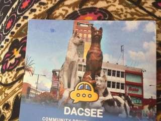 DACSEE promo for first user at Kuching