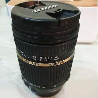 TAMRON 18 - 270mm Telephoto ZOOM Len (fits Canon EOS Camera)