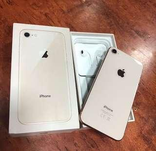 iPhone 8 Silver! Openline!