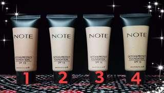 NOTE Foundation Codes 1 till 4 available instocks Keen? PM us to get yours now Only for keen buyers 💖