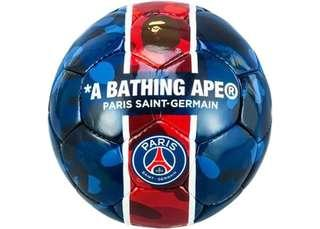 Bathing Ape x PSG Camouflage Football